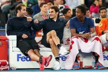 I still see the top three of tennis dominating the game: Pete Sampras