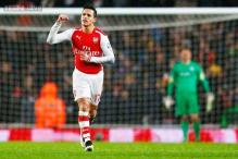 EPL: Alexis Sanchez inspires Arsenal to 2-1 win over QPR