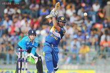 Sri Lanka's Kumar Sangakkara handed ICC fine for dissent