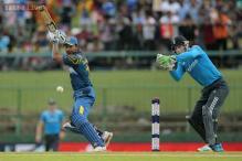 5th ODI: Rain abandons England innings against Sri Lanka