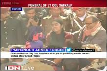 Lt Colonel Sankalp Kumar cremated with full military honours