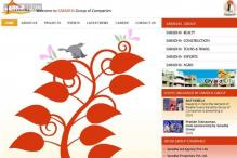 Saradha gone, website remains
