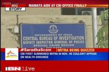 Saradha scam: West Bengal Minister Madan Mitra appears before CBI