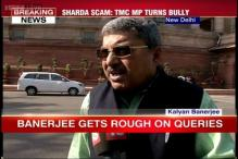 Watch: TMC MP Kalyan Banerjee turns aggressive over questions on Saradha scam