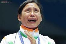 AIBA bans boxer Sarita Devi for 1 year