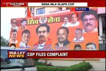Case filed against Sena MLA for allegedly slapping policeman
