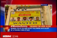 Intelligence inputs of terror attack by SIMI team puts Mumbai on high alert