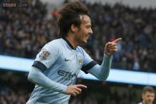 EPL: David Silva brace gives Manchester City easy win over Palace