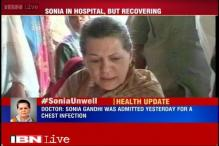Sonia Gandhi stable and recovering, say doctors