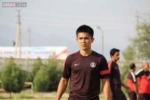 Sunil Chhetri named 2014 AIFF Player of the Year