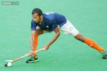 SV Sunil awarded 'Most Energetic Indian Player' at Champions Trophy hockey