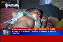 MP: Tantrik presses hot iron sickle to 6-month-old baby to cure her of pneumonia