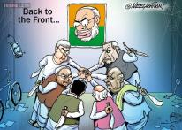 Cartoon of the day: The coming together of third front