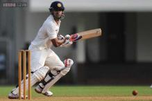 Ranji Trophy: Close shave for Manoj Tiwary after he is hit by bouncer