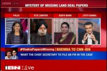 Vadra documents missing: Was the Hooda government trying to protect Robert Vadra?