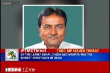 Saradha scam: TMC MP Idris Ali says 'touch Mamata Benerjee and West Bengal will burn'