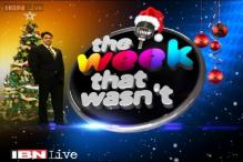 Watch: 'The Week That Wasn't' Christmas special
