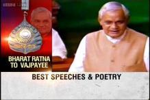 Watch: Bharat Ratna Vajpayee's best speeches & poetry
