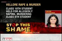 Tamil Nadu: Class X student arrested for alleged rape, murder of minor girl in Vellore