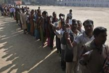 Live: High turnout of 61 per cent in Jharkhand, while polling dips to 49 per cent in J&K