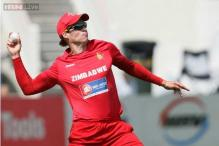 Zimbabwe off-spinner Malcolm Waller suspended from bowling