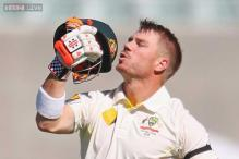 Majestic David Warner completes 1000 runs in 2014