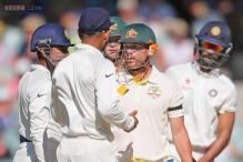 Verbal spat, belligerent Warner and gyrate Lyon spice up Adelaide Test