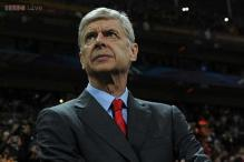 No need for January signings, says Arsenal's Wenger