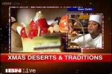 Watch: Indulge yourself in Christmas delicacies