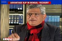 BJP has advantage in West Bengal but Left will regain its ground: Yechury