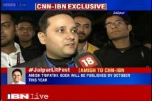 Author Amish Tripathi announces his new series on Lord Ram
