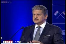 The India-US dialogues: It's time for India to move from out sourcing to right sourcing, says Anand Mahindra