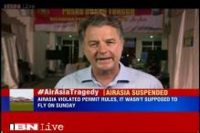 AirAsia tragedy: Indonesia suspends AirAsia's Surabaya-Singapore route