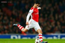 Fresh injury problems for Arsenal ahead of Manchester City trip