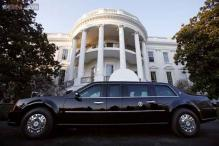 Armored 'Beast' in city for Barack Obama's Republic Day ride