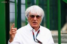 Bernie Ecclestone throws doubt on German GP