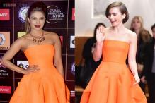 Priyanka Chopra or Lily Collins: Who looked better in Maticevski?