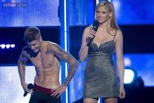 Justin Bieber: Sex symbol? If I am, fine by me