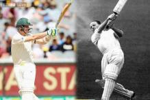 Australia captain Steven Smith breaks Don Bradman's record