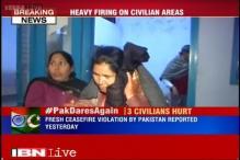 Ceasefire violation by Pakistan along Arnia, RS Pura sectors in Jammu, 3 civilians injured
