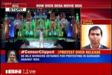 I am not trying to play god in the movie: Dera Chief