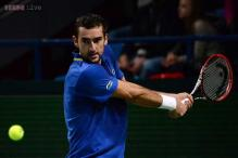 Injured Marin Cilic withdraws from Australian Open