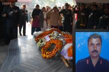 Modi government missing as India paid homage to braveheart Col MN Rai