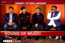 Oscar winner AR Rahman composes music for 'I'