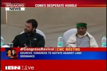 CWC discusses measures to strengthen Congress, no decision on elevating Rahul's post