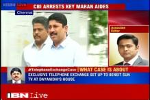 CBI arrests Dayanidhi Maran's additional private secretary, 2 others