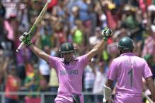 In pics: AB de Villiers - World record fastest ODI century in 31 balls