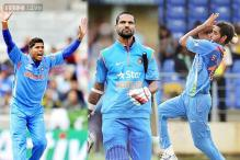 Bowlers, Dhawan under the scanner as India battle England