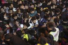 New Year's Eve stampede kills 36 on Shanghai waterfront