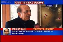 Now, senior TMC leader Dinesh Trivedi set to join BJP, meets Amit Shah
